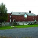 Le Massé Hall, ce qui demeure de l'Institu Feller (photo récente)